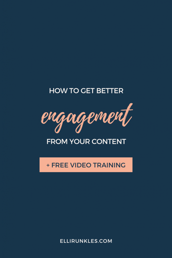 How to Get Better Engagement from Your Content #contentmarketing